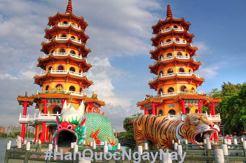 Miễn visa Đài Loan cho người Việt tại Hàn Quốc