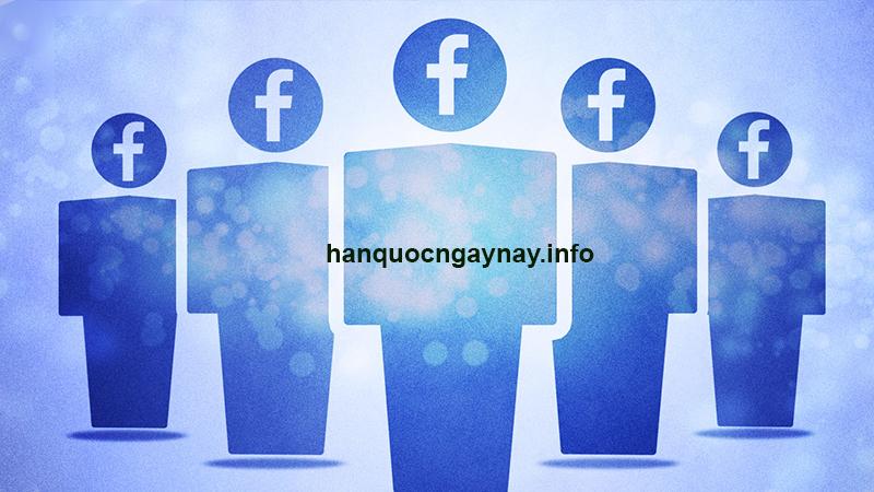 Hội nhóm Facebook của người Việt tại Hàn Quốc