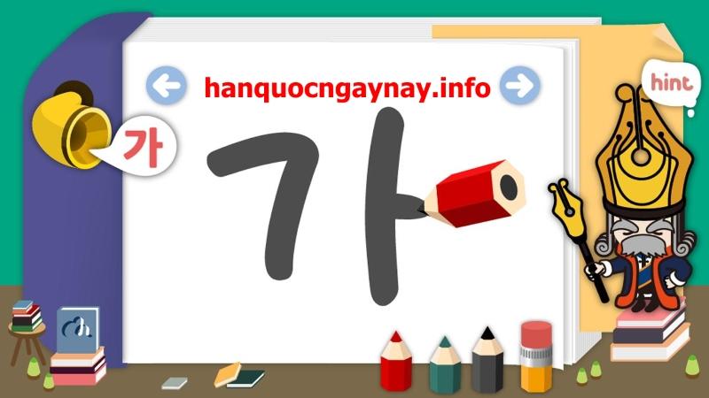 hanquocngaynay.info - Cùng học tiếng Hàn